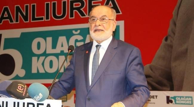 Karamollaoğlu, Kuzey Irak'ta devlet kurulmasını kim istiyor