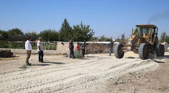 Karataş Mahallesi Çamurdan Arındırılıyor-Videolu Haber