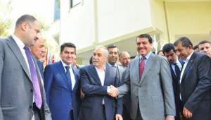 Katar Çevre Bakanı TİGEM'de