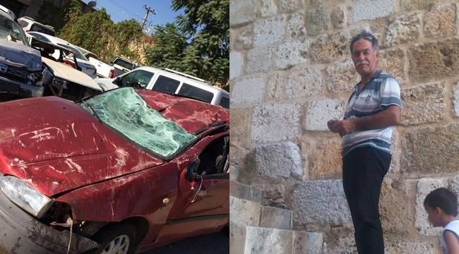 Kaza yapan sürücü 11 gün süren yaşam mücadelesini kaybetti