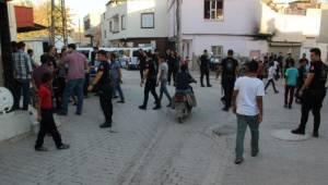 Haliliye'de Komşular arasında kavga, 2 yaralı