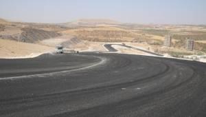 Maşuk'a nefes aldıracak bulvarlar asfaltlandı-Videolu Haber