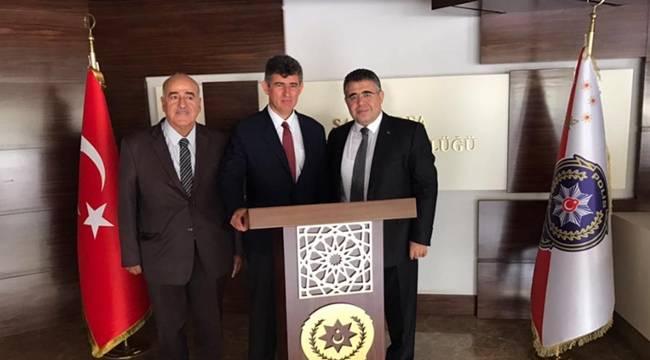 Metin Feyzioğlu Şanlıurfa'ya Geldi