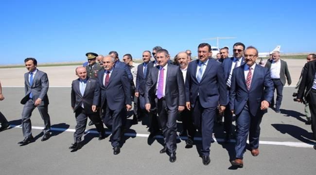 Oda başkanları Fakıbaba'nın önünü kesti