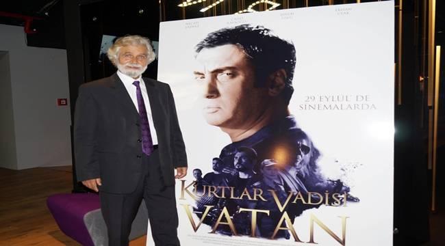 Oyuncu Levent Çakır, Kurtlar Vadisi Vatan'ı anlattı-Videolu Haber