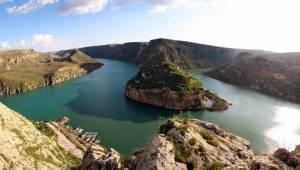 Rumkale'ye Su Altı Müzesi ve Teleferik Kurulacak