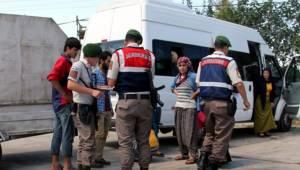 Saldırıdan Sonra Urfalı Tarım İşçileri Samsun'dan ayrıldı
