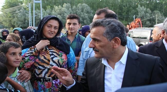 Samsun Valisi, Türk-Kürt kavgası çıkarmaya çalışıyorlar