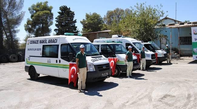 Şanlıurfa Büyükşehir araç filosunu güçlendirdi-Videolu Haber