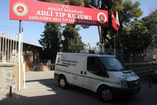 Şanlıurfa'da fabrika duvarı çöktü: 1 ölü, 1 yaralı