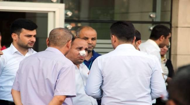 Şanlıurfa'da Sağlık Çalışanı Darp Edildi