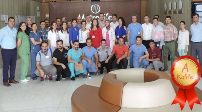 Şanlıurfa'nın A Kalite Hastanesi