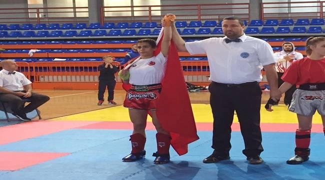 Şanlıurfalı Sporcu Balkan Şampiyonu Oldu