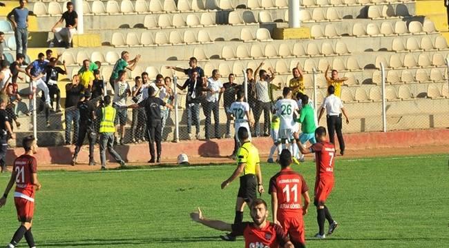 Şanlıurfaspor 1- Fatih Karagümrükspor 0