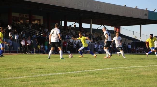 Şanlıurfaspor Aydın ekibini 2-0 Yendi