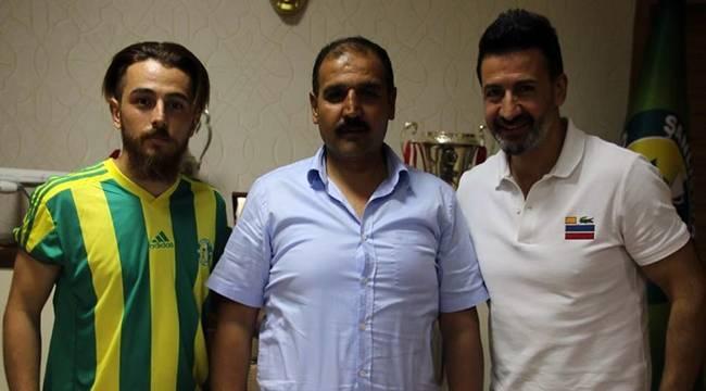 Şanlıurfaspor'da Feridun Kıroğlu Transferi Kesinleşti