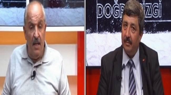 Satoğlu, Güler'in konuğu oldu-Videolu Haber