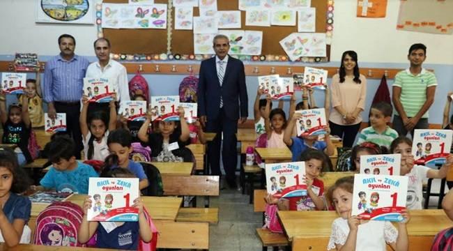 Süleyman Şah İlkokulu Öğrencilerleriyle Buluştu-Videolu Haber