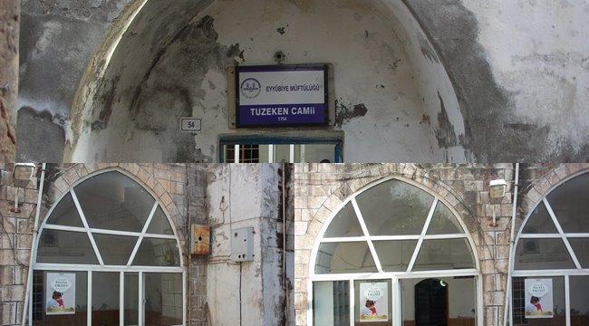 Tarihi caminin içler acısı hali - Video Haber