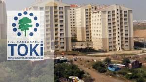 TOKİ Şanlıurfa'da Uygun Taksitlerle 652 adet konut satışa sundu