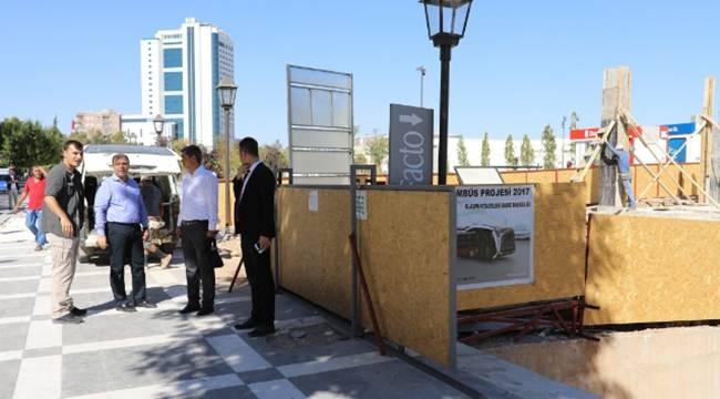 Trambüs ile Urfa'da Ulaşımda tasarruf sağlanacak-Videolu Haber