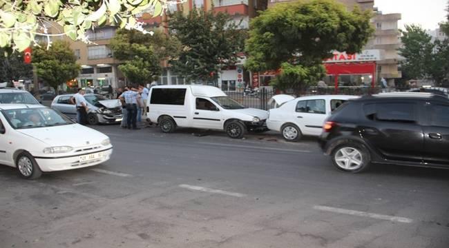 Urfa'da 2 Kaza, 3 Yaralı