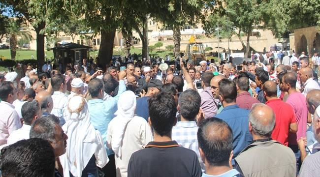 Urfa'da Arakan'da yapılan zulüm protesto edildi