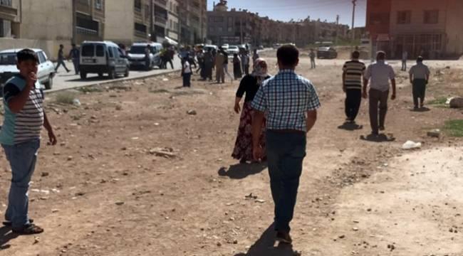 Urfa'da Bayram günü taşlı sopalı kavga, 4 Yaralı