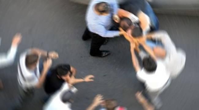 Urfa'da Fırında Taşlı Sopalı,Bıçaklı Kavga, 2 Yaralı