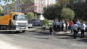 Urfa'da Harfiyat Kamyonu Faciası, 1 Anne Öldü, 2 Çoçuğu Yaralandı