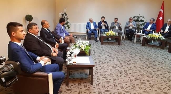 Urfa'da Kan merkezi, Amatem ve Çamatem kuruluyor-Videolu Haber