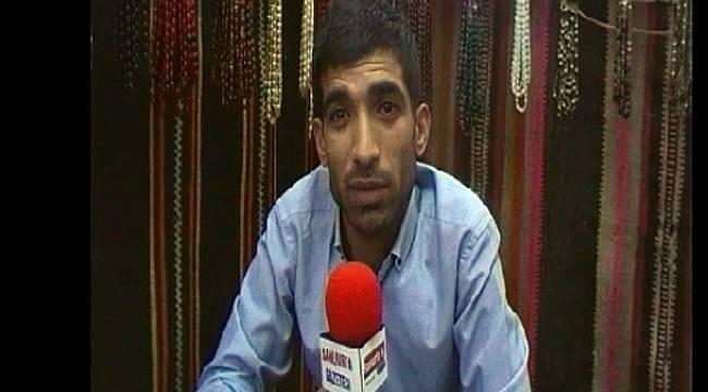 Urfa'da tespih fiyatları altın ile yarışıyor-Videolu Haber