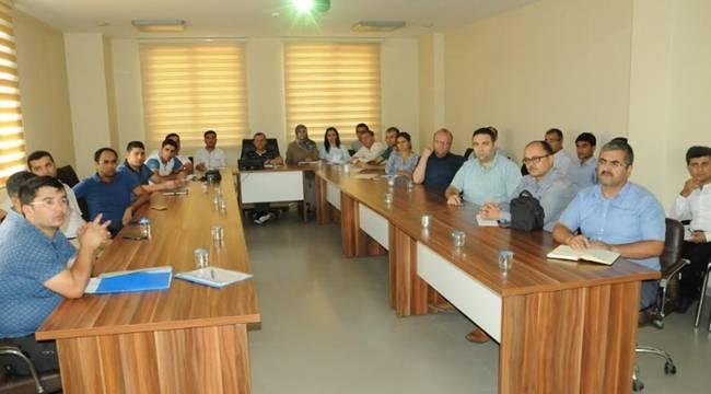 Urfa'daki Kamu Personeline KİK Eğitimi