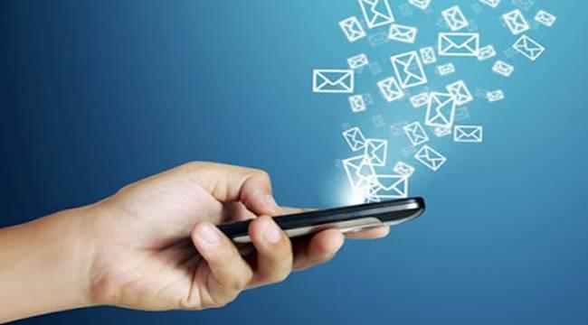 Urfa en çok SMS gönderen İller arasında yer aldı