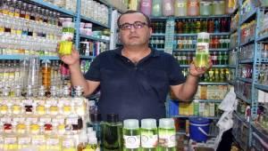Urfa isotundan ürettiği kolonyayı Avrupa'ya pazarlıyor