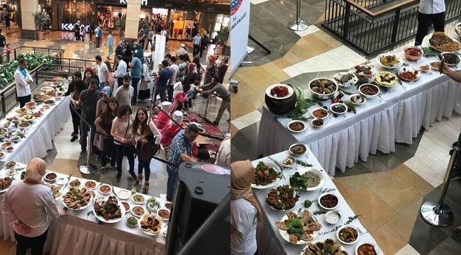 Urfa'nın 80 Çeşit Yemeği Tanıtıldı
