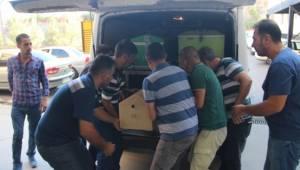 Urfalı Ailenin karışan cenazesi Urfa'ya gönderildi