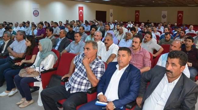 Viranşehir'de Eğitim Toplantısı-Videolu Haber
