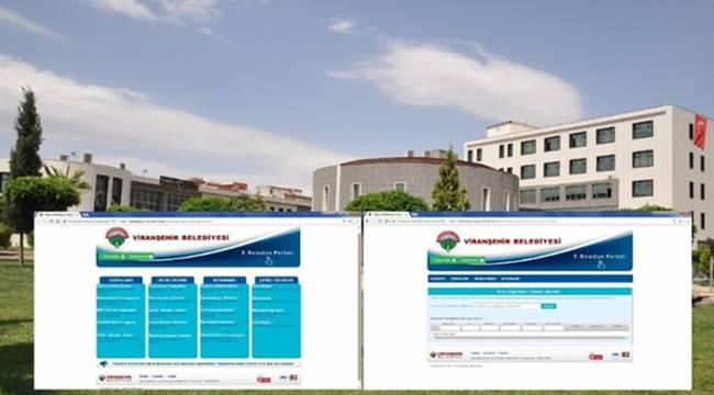 Viranşehir E-Belediye Sistemine geçti