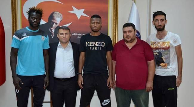 Viranşehirspor 7 Transfer Yaptı