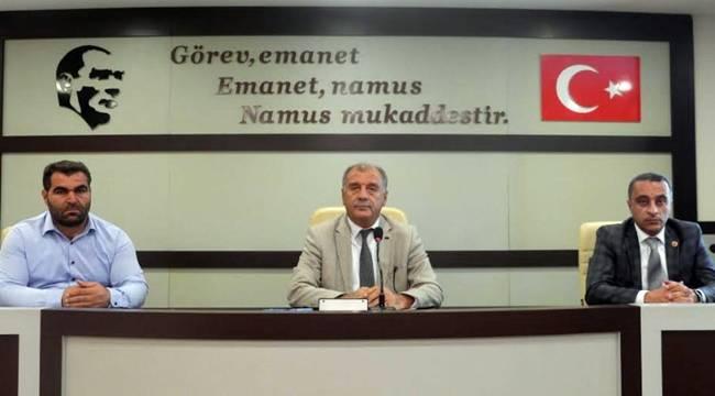 Abdulkadir Yüksel İsmi Urfa'da Yaşayacak-Videolu Haber