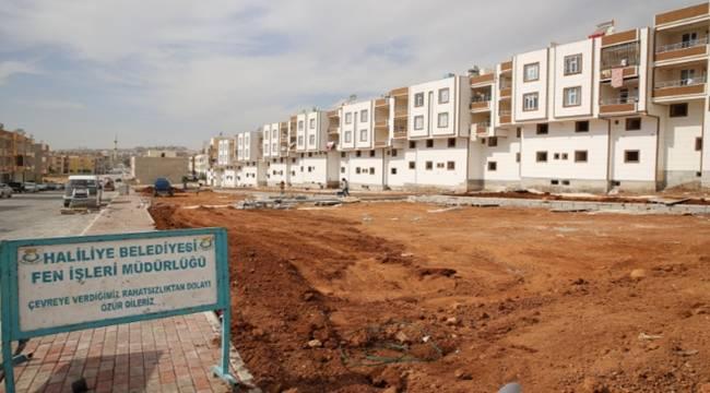 Ahmet Yesevi'de yeni park çalışması-Videolu Haber