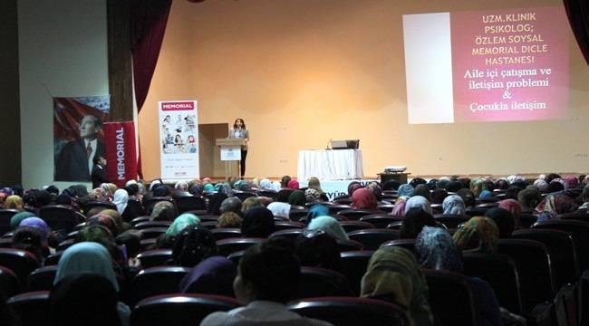 Aile içi çatışma ve çocuklarda iletişim semineri