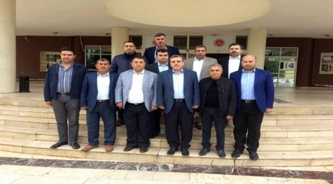 AK Parti Şanlıurfa İl Başkanlığı Suç Duyurusunda Bulundu