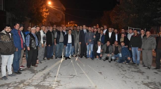 AK Parti Şirintepe'de kardeşlik toplantısı yaptı
