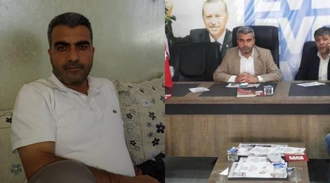 AK Parti Viranşehir İlçe Başkanı Belli Oldu