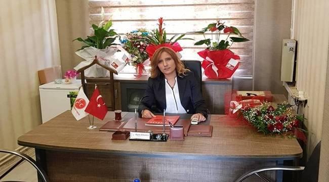 Ayça Özkara Korkmaz, Başkan Yardımcısı Oldu