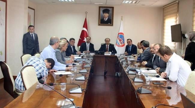 Balıklıgöl Koordinasyon Toplantısı Yapıldı