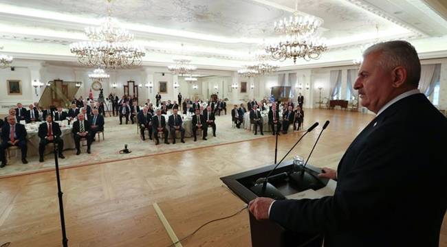 Başbakan Yıldırım, 81 İl'in Valilerine tavsiyelerde bulundu