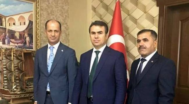 Başkan Yavuz'dan, Başsavcısı Doğan'a Ziyaret